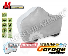 Фото 1 - Kegel-Blazusiak Mobile Garage Quad Тент для квадроцикла PP+PE, M 1