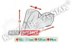 Фото 2 - Kegel-Blazusiak Mobile Garage Scuter Тент для скутера PP+PE, L 2