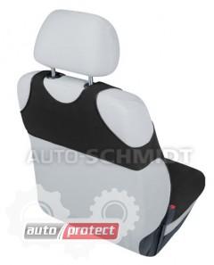 Фото 2 - Kegel-Blazusiak Singlet Майки автомобильные на передние сиденья черные, 1шт 2