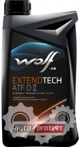 Фото 1 - Wolf Extendtech Atf DII Трансмиссинное масло 1