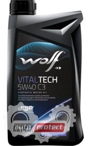 Фото 2 - Wolf Vitaltech PI C3 5W-40 Синтетическое моторное масло 2