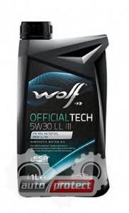 Фото 2 - Wolf Officaltech LL III 5W-30 Синтетическое моторное масло 2