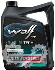 Фото 1 - Wolf Officialtech C4 5W-30 Синтетическое моторное масло 1