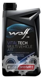Фото 1 - Wolf Vitaltech Multi Vehicle ATF Трансмиссионное масло 1