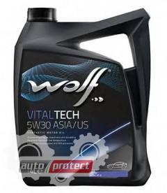 Фото 1 - Wolf Vitaltech ASIA/US 5W-30 Синтетическое моторное масло 1