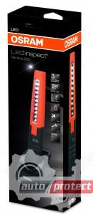 Фото 1 - Osram Ledil 103 Pro Slimline Портативный инспекционный фонарь 1