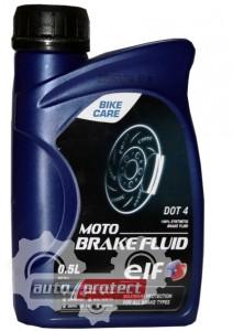 Фото 1 - ELF Moto brake fluid DOT 5.1 Тормозная жидкость 1