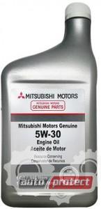 Фото 1 - MITSUBISHI 5W-30 Оригинальное моторное масло 1