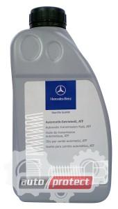 Фото 2 - Mercedes-Benz MB235.10 75W-80 Трансмиссионное масло 1