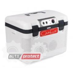 Фото 1 - CarEx Автохолодильник термоэлектрический CAREX RI-19-4DA 18 л
