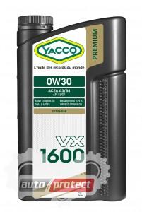 Фото 1 - Yacco Premium VX 1600 0W-30 Синтетическое моторное масло 1