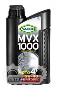 Фото 1 - Yacco MVX 1000 4T 5W-40 Синтетическое масло для 4Т двигателей 1