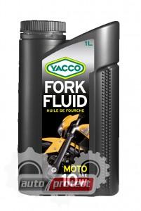Фото 1 - Yacco Fork Fluid 10W Синтетическое масло 1