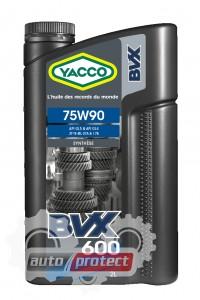Фото 1 - Yacco BVX 600 75W-90 Трансмиссионное масло 1