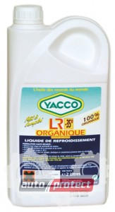 Фото 1 - Yacco LR Organique -35С Антифриз готовый оранжевый 1