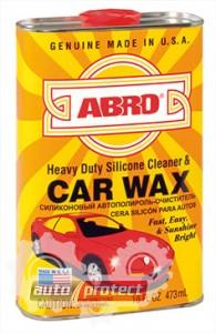 Фото 1 - Abro Car Wax Полироль кузова 1