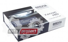 Фото 1 - Brevia  HB3 5000К + Super Slim Ballast Комплект ксенона 1