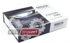 Фото 1 - Brevia  Н1 4300К + Super Slim Ballast Комплект ксенона 1