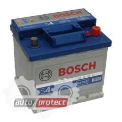 Фото 1 - Bosch S4 Silver 52 Ач -/+ 470A Аккумулятор автомобильный