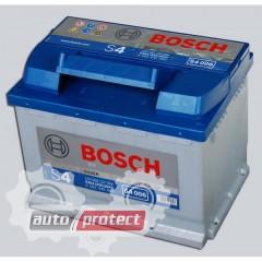 Фото 1 - Bosch Аккумулятор автомобильный Bosch S4 SILVER 60 А*ч +/- 540A
