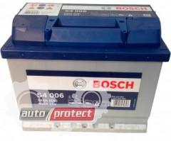 Фото 1 - Bosch S4 Silver 60Ач 540A +/- Аккумулятор автомобильный