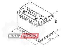 Фото 2 - Bosch S4 Silver 74 Ач -/+ 680A Аккумулятор автомобильный