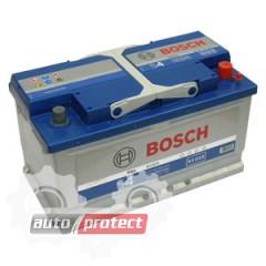Фото 1 - Bosch S4 Silver 80 Ач -/+ 740A Аккумулятор автомобильный