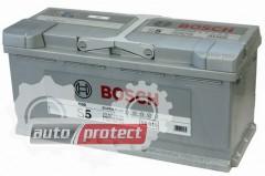 Фото 1 - Bosch S5 Siver 100Ач 830A -/+ Аккумулятор автомобильный