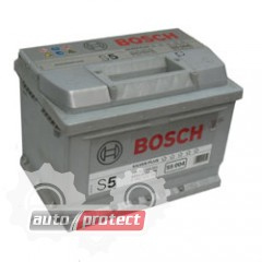 Фото 2 - Bosch S5 Silver 52Ач 520A -/+ Аккумулятор автомобильный