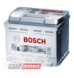 Фото 1 - Bosch S5 Silver 52Ач 520A -/+ Аккумулятор автомобильный