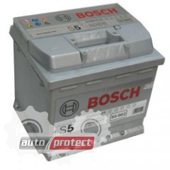 Фото 1 - Bosch Аккумулятор автомобильный Bosch S5 SILVER 54 А*ч -/+ 530A