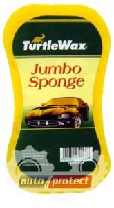 Фото 1 - Turtle Wax Jumbo Губка для мытья автомобиля