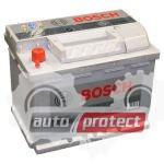 Фото 1 - Bosch Аккумулятор автомобильный Bosch S5 SILVER 63 А*ч +/- 610A