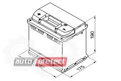 Фото 2 - Bosch Аккумулятор автомобильный Bosch S5 SILVER 63 А*ч +/- 610A