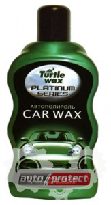 Фото 1 - Turtle Wax Platinum Полироль
