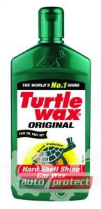 Фото 1 - Turtle Wax Полироль восковой Turtle Wax Original