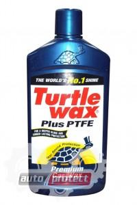 Фото 1 - Turtle Wax Полироль с тефлоном Turtle Wax+PTFE