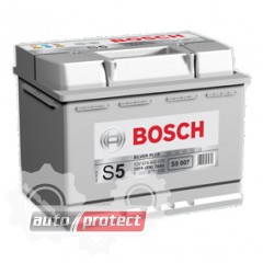 Фото 2 - Bosch S5 Silver74 Ач -/+ 750A Аккумулятор автомобильный