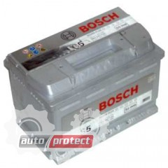 Фото 1 - Bosch Аккумулятор автомобильный Bosch S5 SILVER 77 А*ч -/+ 780A