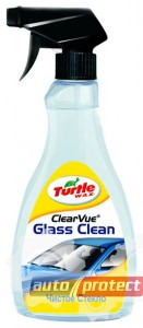 Фото 1 - Turtle Wax Clear Vue Glass Clean Чистое стекло