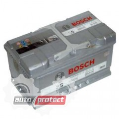 Фото 1 - Bosch S5 Silver 85Ач 800A -/+ Аккумулятор автомобильный