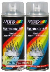Фото 2 - Motip Лак бесцветный термостойкий