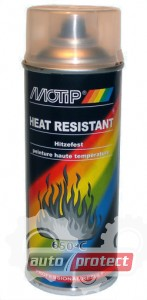 Фото 1 - Motip Лак бесцветный термостойкий