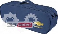 Фото 1 - Autoprotect Сумка автомобильная Chevrolet, синяя