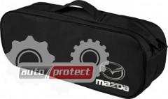 Фото 1 - Autoprotect Сумка автомобильная Mazda, черная