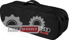 Фото 1 - Autoprotect Сумка автомобильная Audi, черная