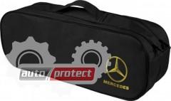 Фото 1 - Autoprotect Сумка автомобильная Mercedes, черная