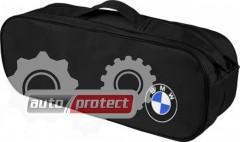 Фото 2 - Autoprotect Набор автомобилиста BMW, 6 предметов + перчатки в подарок!