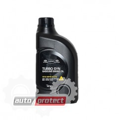 Фото 2 - Hyundai / Kia (Mobis) Turbo SYN Gasoline 5W-30 Оригинальное моторное масло