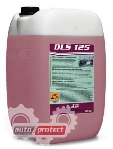 Фото 1 - Atas DLS 125 Цветной автошампунь с эффектом снежного покрова